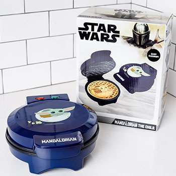 The Child Waffle Maker Kitchenware
