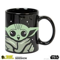Gallery Image of The Mandalorian Inline Single Cup Coffee Maker with Mug Kitchenware