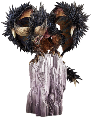 Arch-tempered Nergigante Collectible Figure