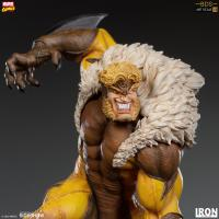 Gallery Image of Sabretooth Statue