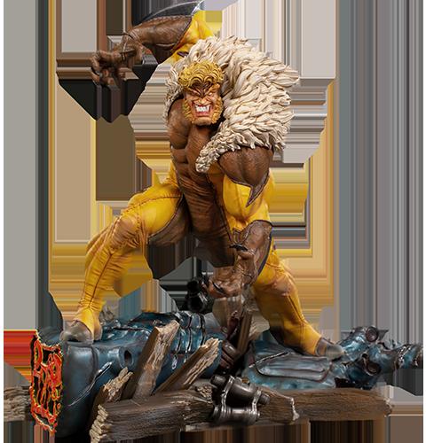 Iron Studios Sabretooth 1:10 Scale Statue