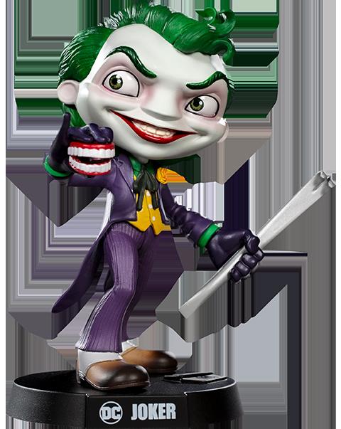 Iron Studios The Joker Mini Co. Collectible Figure