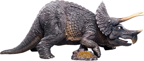 Star Ace Toys Ltd. Triceratops Statue