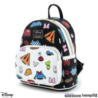 Gallery Image of Sensational 6 Outfits AOP Mini Backpack Apparel