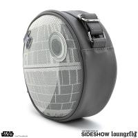 Gallery Image of Death Star Pin Collector Crossbody Apparel