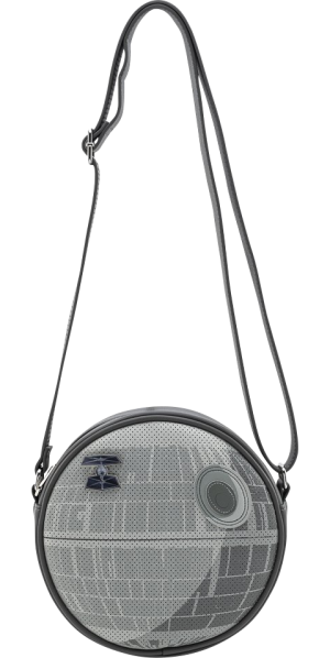 Death Star Pin Collector Crossbody Apparel