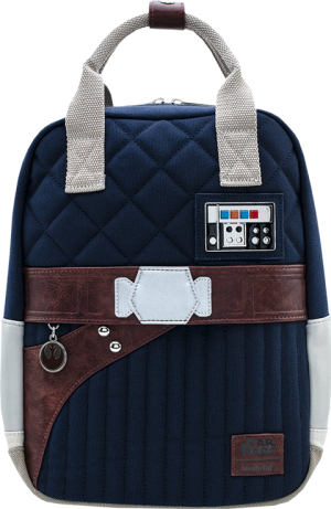 Empire Strikes Back 40th Anniversary Han Solo Hoth Backpack Apparel