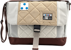 Empire Strikes Back 40th Anniversary Luke Skywalker Hoth Messengerbag Apparel