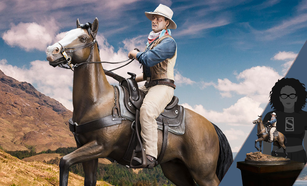 Gallery Feature Image of John Wayne Statue - Click to open image gallery