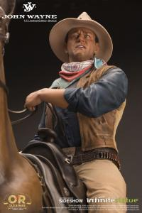 Gallery Image of John Wayne Statue