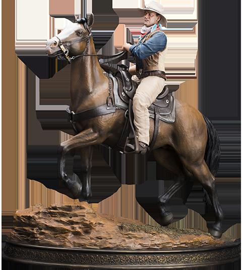 Infinite Statue John Wayne Statue