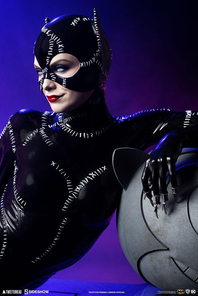 Batman Returns – Catwoman 1/4 Scale Maquette Catwoman_dc-comics_gallery_5fac66de174c1