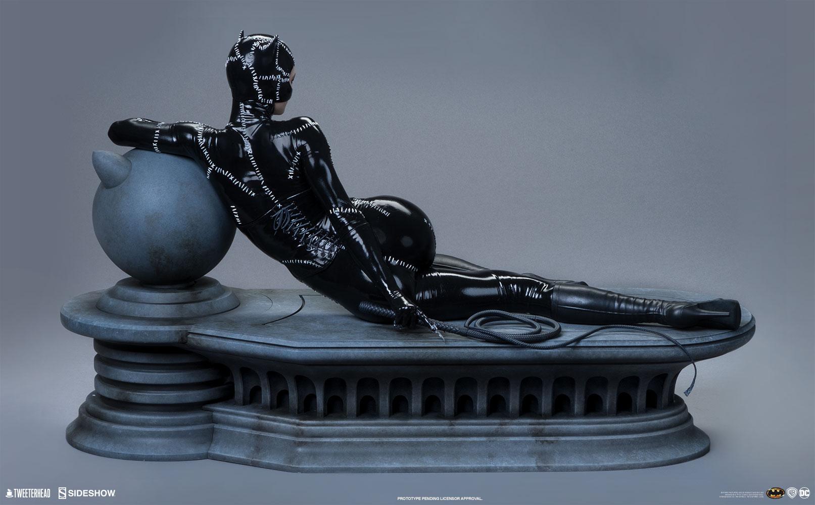 Batman Returns – Catwoman 1/4 Scale Maquette Catwoman_dc-comics_gallery_5fac66e0b0a68