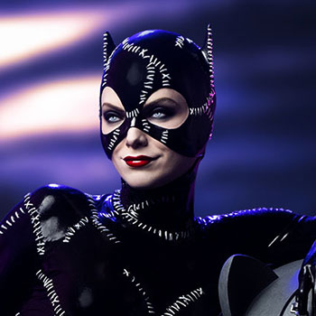 Catwoman Maquette