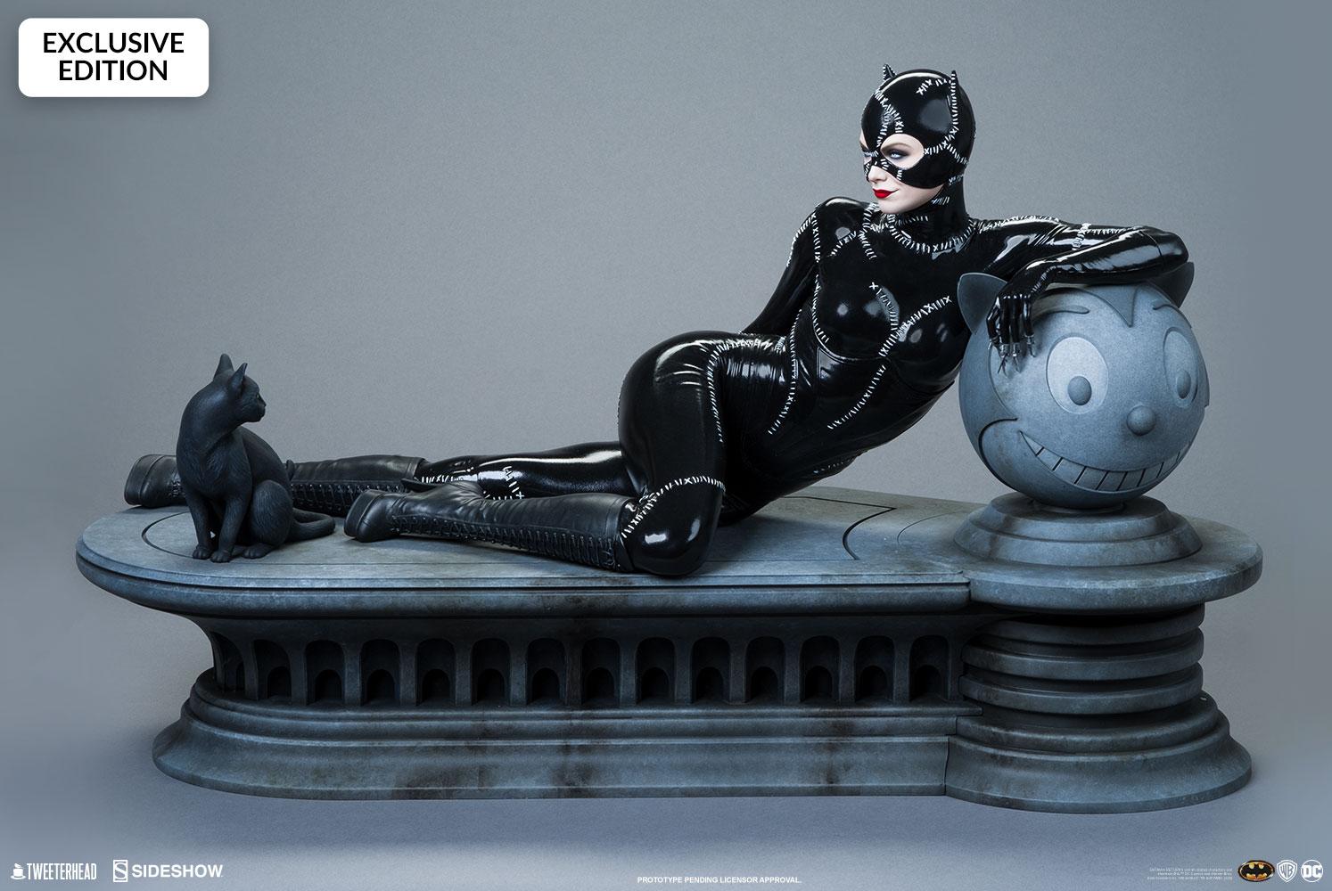 Batman Returns – Catwoman 1/4 Scale Maquette Catwoman_dc-comics_gallery_5fac677382650