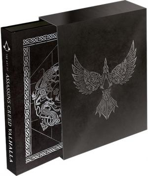 The Art of Assassin's Creed Valhalla (Deluxe Edition) Book