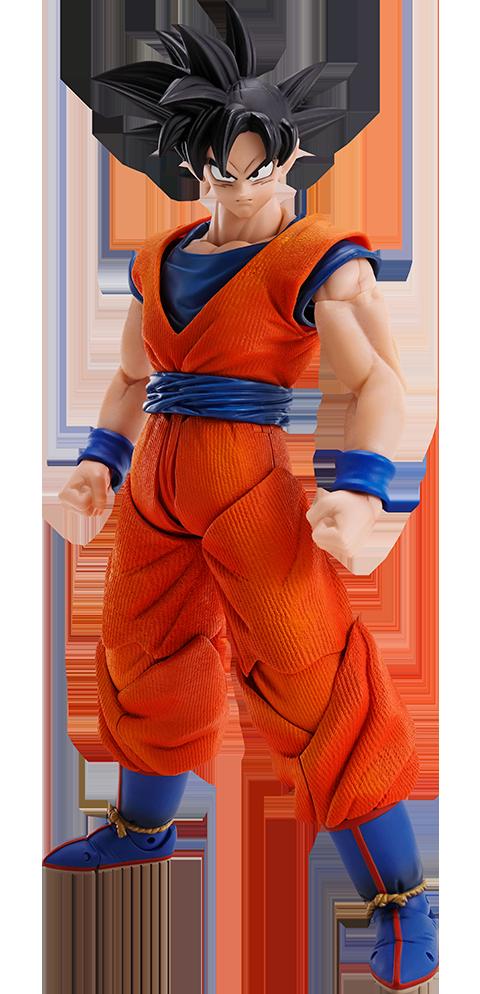 Bandai Son Goku Collectible Figure