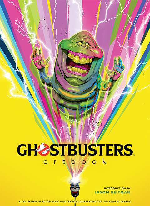 Insight Editions Ghostbusters: Artbook Book