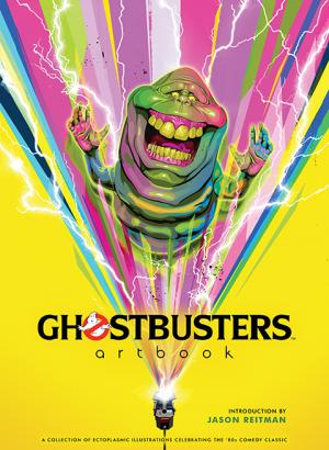 Ghostbusters: Artbook Book