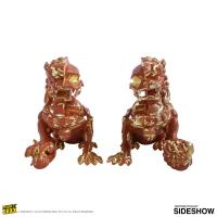 Gallery Image of XXRAY+ Foo Dogs (Terracotta) Collectible Set