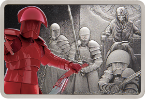 Praetorian Guard™ Silver Coin Silver Collectible
