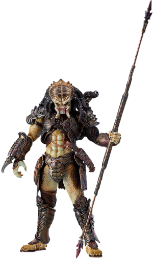 Predator: Takayuki Takeya Version Figma Collectible Figure