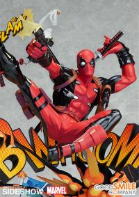 Gallery Image of Deadpool: Breaking the Fourth Wall Collectible Figure