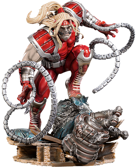 Iron Studios Omega Red Statue