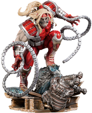 Omega Red 1:10 Scale Statue