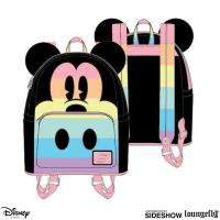 Gallery Image of Mickey Mouse Pastel Rainbow Mini Backpack Apparel