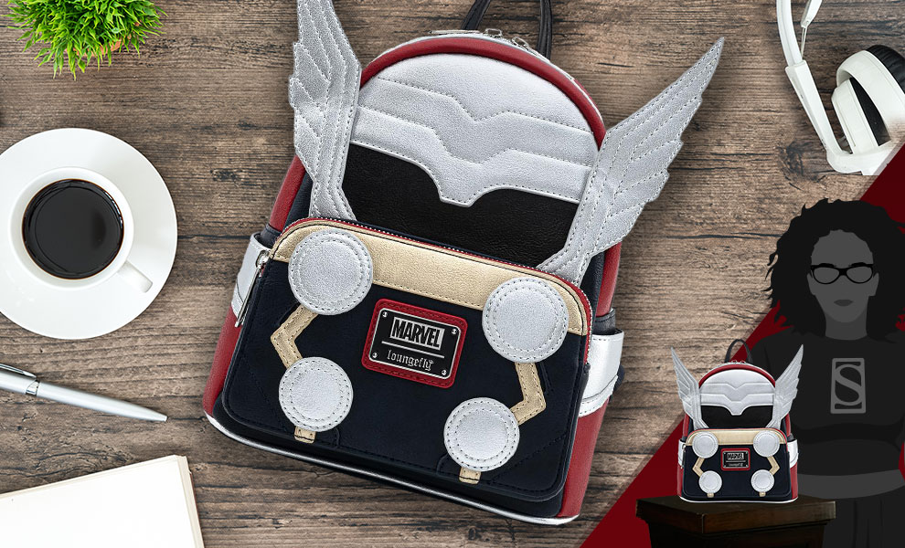 Gallery Feature Image of Thor Classic Mini Backpack Apparel - Click to open image gallery