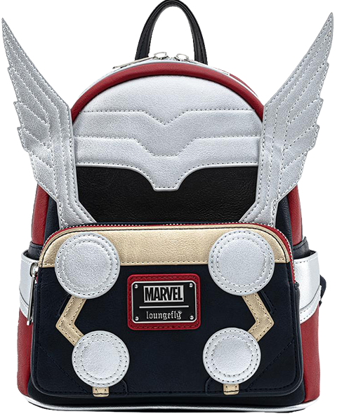 Loungefly Thor Classic Mini Backpack Apparel