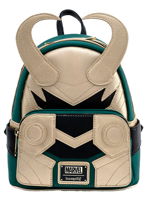 Loungefly Loki Classic Mini Backpack Apparel