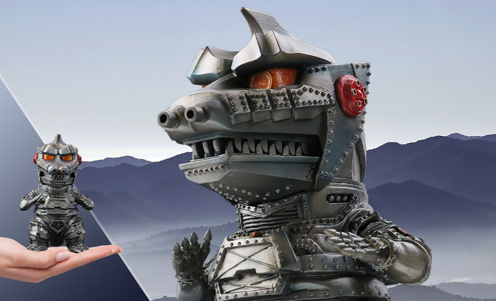 Gallery Feature Image of Mechagodzilla Collectible Figure - Click to open image gallery