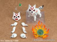 Gallery Image of Amaterasu Nendoroid Collectible Figure