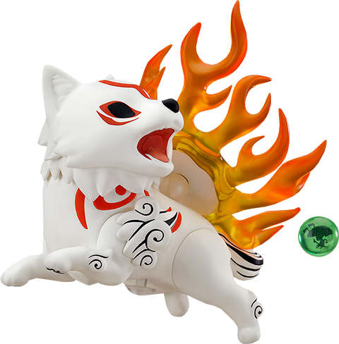 Good Smile Company Amaterasu Nendoroid Collectible Figure