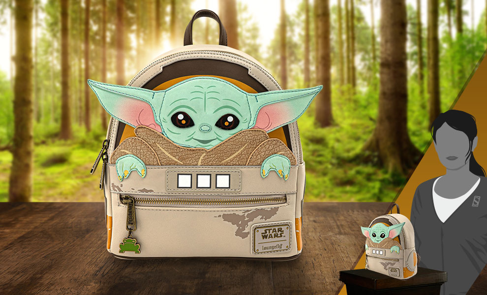 Gallery Feature Image of The Child Cradle Mini Backpack Apparel - Click to open image gallery