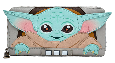 Loungefly The Child Cradle Wallet Apparel