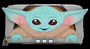 The Child Cradle Wallet Apparel