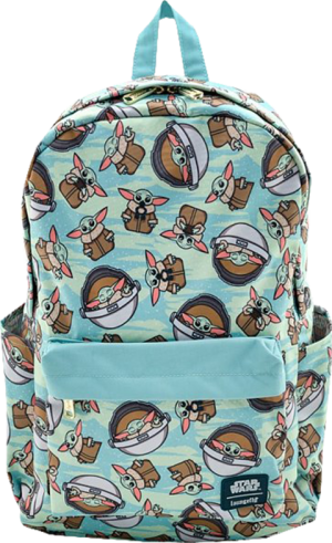 The Child AOP Backpack Apparel