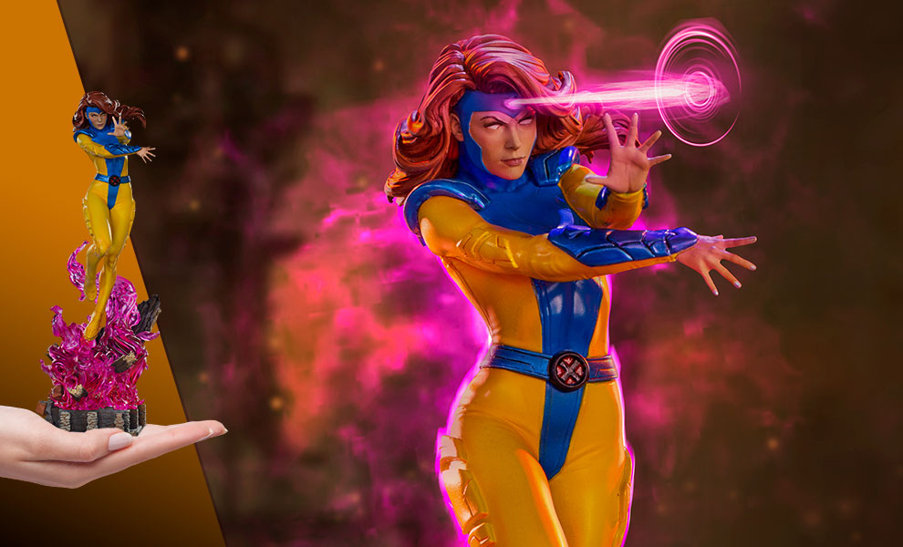 Gallery Feature Image of Jean Grey 1:10 Scale Statue - Click to open image gallery