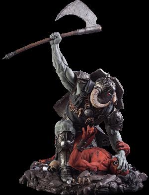 Death Dealer Statue