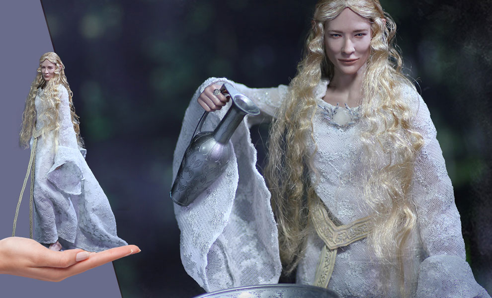 Gallery Feature Image of Galadriel Sixth Scale Figure - Click to open image gallery