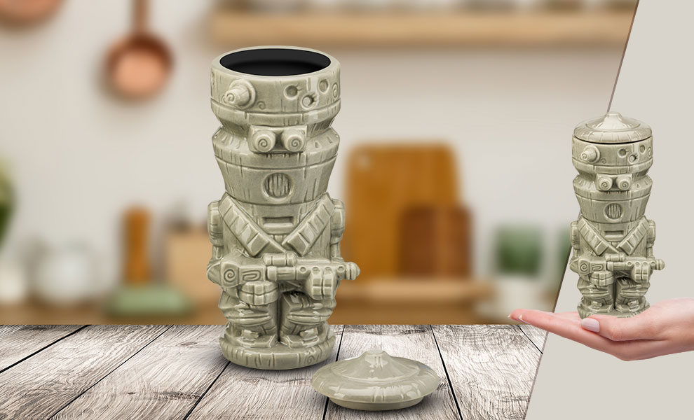 Gallery Feature Image of IG-11 Tiki Mug - Click to open image gallery