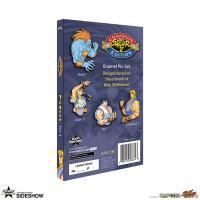 Gallery Image of Street Fighter Vol. 3 Pinbook Collectible Pin