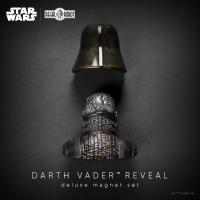 Gallery Image of Darth Vader Reveal Deluxe Magnet Set Office Supplies