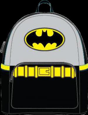 Vintage Batman Cosplay Mini Backpack Apparel