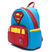 Gallery Image of Vintage Superman Cosplay Mini Backpack Apparel