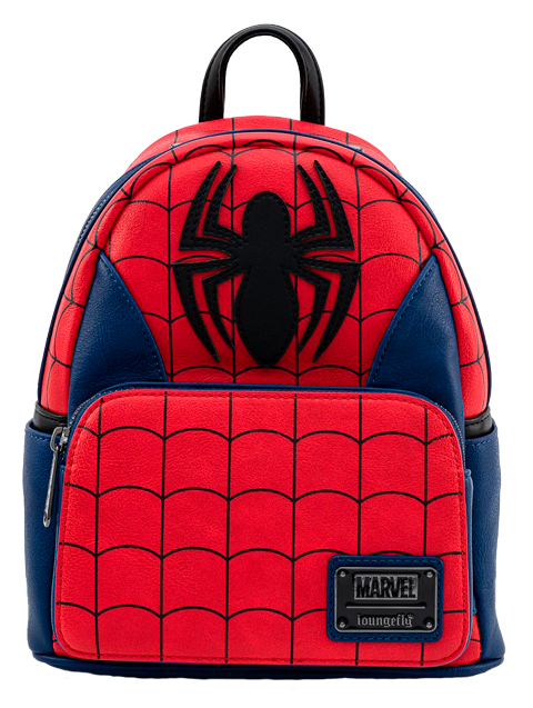 Loungefly Spider-Man Classic Mini Backpack Apparel