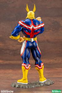 Gallery Image of All Might Statue